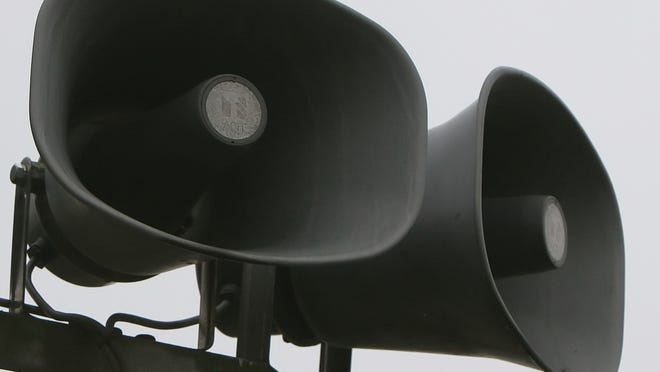 A loud noise was heard in Lebanon County on New Year's Eve.