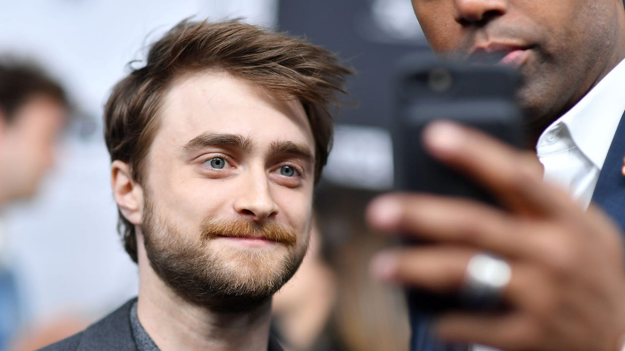 Daniel Radcliffe Turned To Alcohol To Cope With Harry Potter Fame