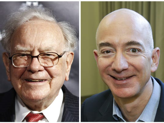 AP AMAZON BERKSHIRE JPM HEALTH CARE A F ENT USA