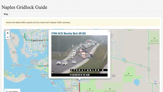 Use the Naples Daily News Gridlock Guide to beat the traffic in Naples.