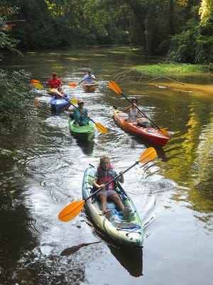 Access to Pelahatchie Bay will soon be easier for kayakers.