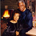 Ossie Davis and Ruby Dee's home for sale