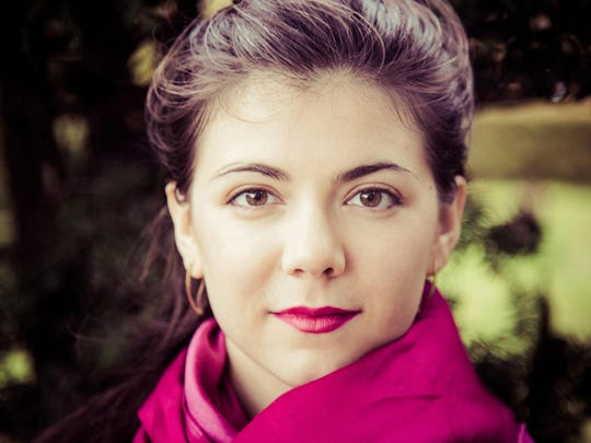 Soprano Lucy Fitz Gibbon will perform with pianist Ryan MacEvoy McCullough on Tuesday.