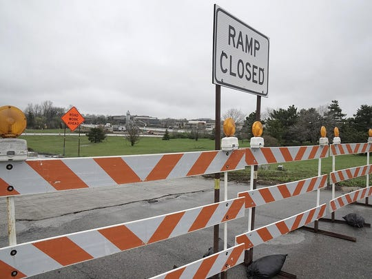 Southbound I-275 is scheduled to reopen in July, then