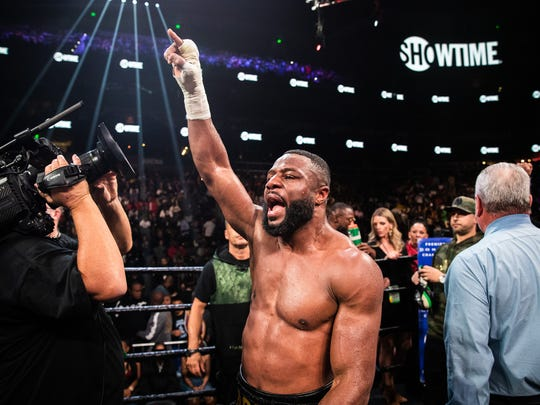 Jean Pascal did just enough in the first half of the fight to beat Badou Jack on Saturday in Atlanta. Amanda Westcott / Showtime