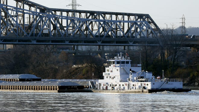 Duke Energy charged a Covington business owner to light the Clay Wade Bailey bridge across the Ohio River for five months.