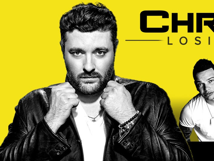 See Chris Young and company at the Resch Center while enjoying food & beverages. Enter 1/23-2/19