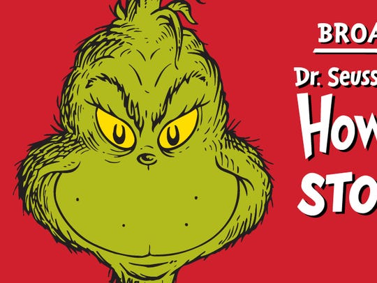 """Dr. Seuss' How the Grinch Stole Christmas! The Musical"""