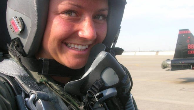 Christy Wise is a military rescue pilot who has completed one tour of duty.