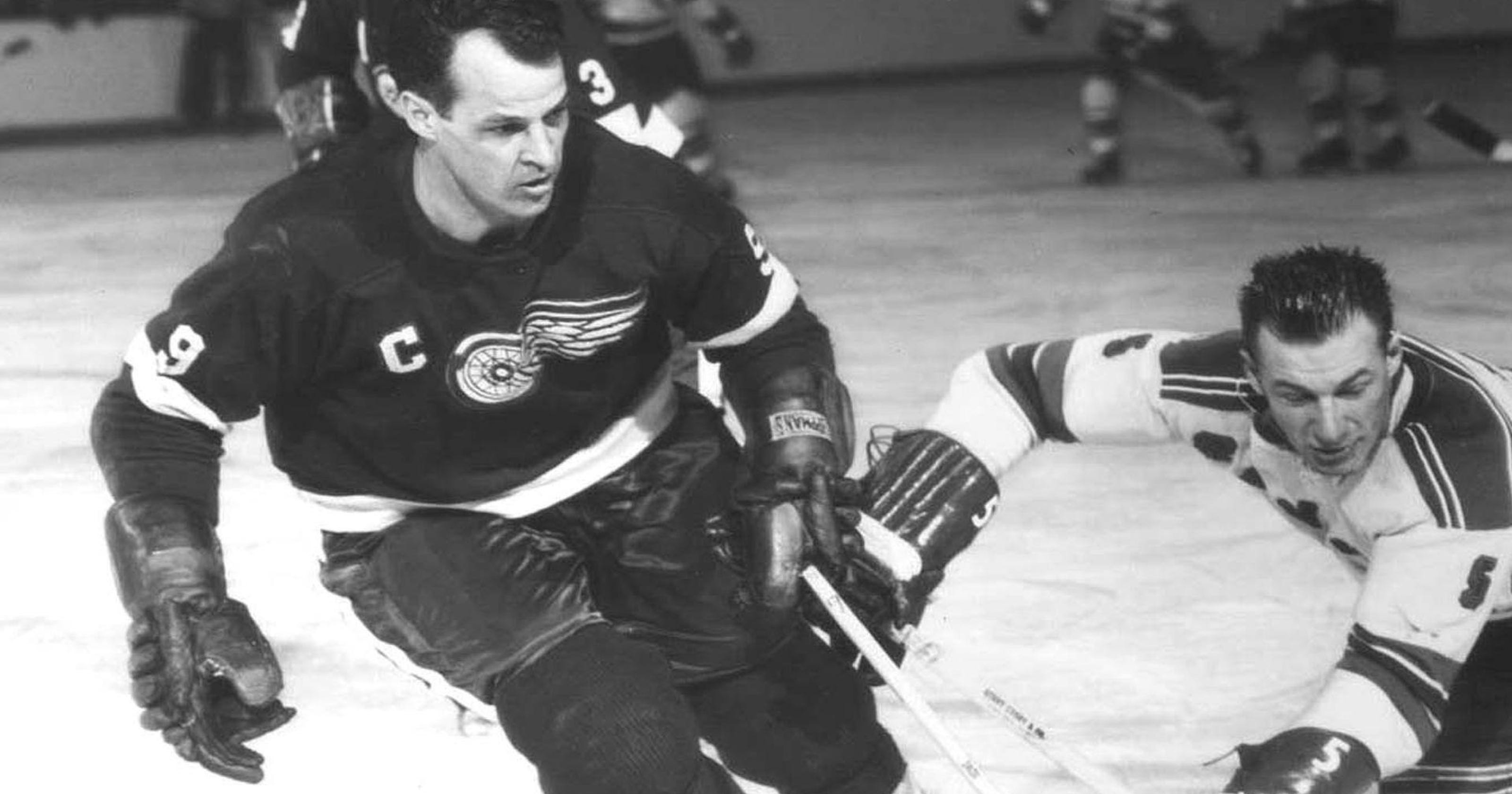4faae774662 Green  Gordie Howe showed us how legends are made