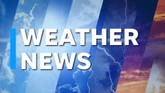 National Weather Service: Strong thunderstorm moves through York and Adams counties