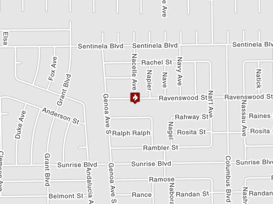 Nearly 40 fire units are trying to contain multiple fires burning throughout Lehigh Acres neighborhoods. It appears they are centered around Ravenswood Street East and Nacelle Avenue North.