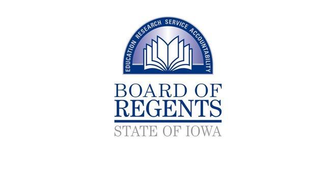 Iowa state Board of Regents