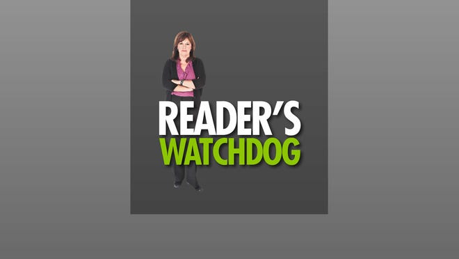 Lee Rood's Reader's Watchdog column