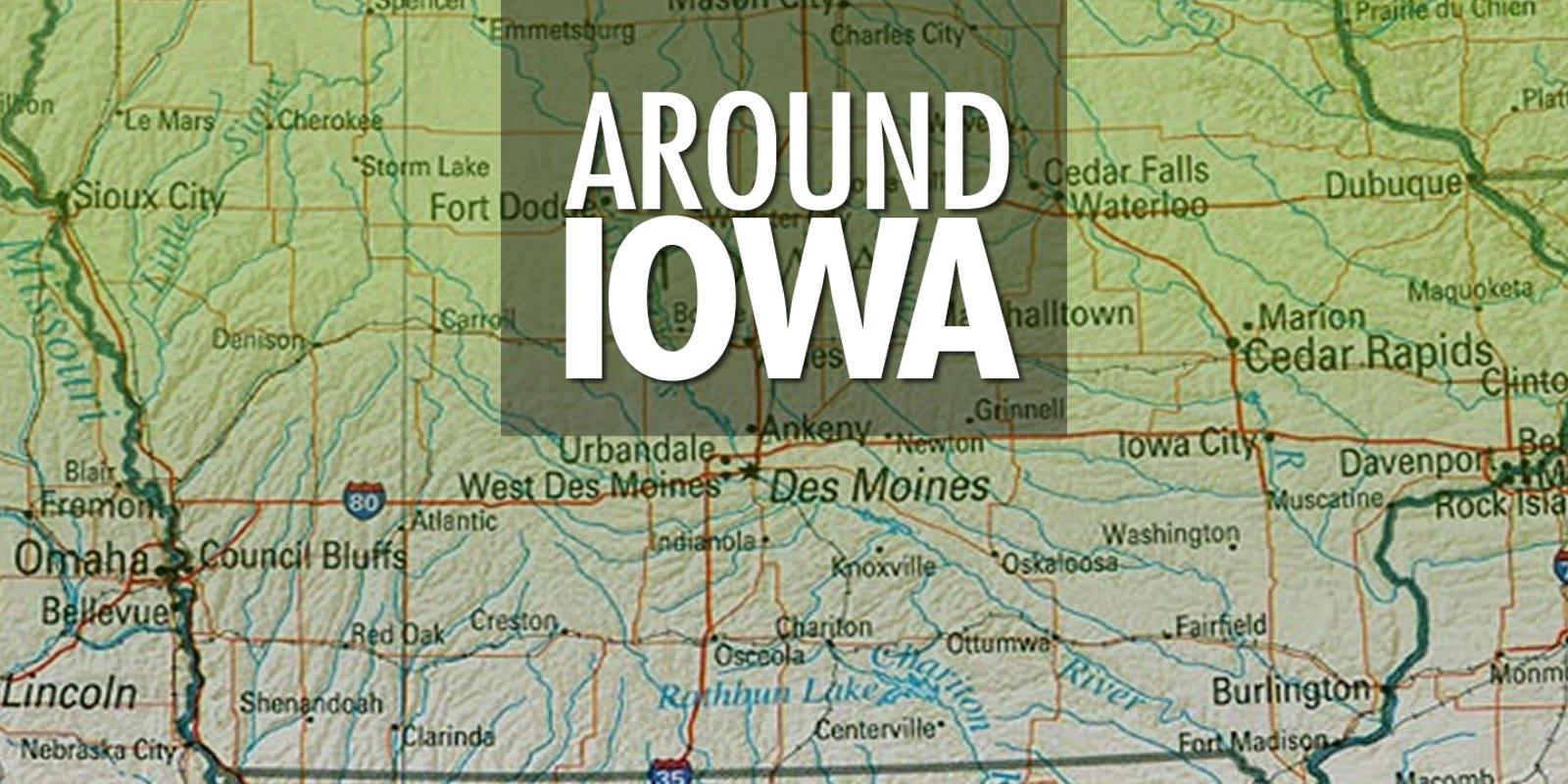Around Iowa: Escaped inmate taken into custody