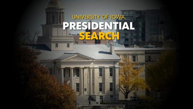 UI Presidential Search