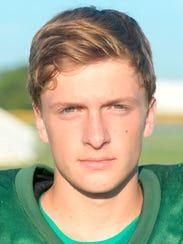 Wesley Mull, Northeastern High School football