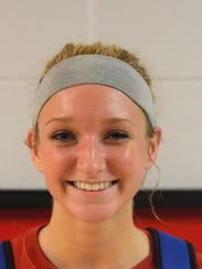 Madison Rosenberger, Union County volleyball