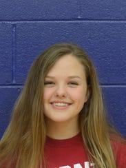 Paige Klaine, Seton Catholic High School volleyball
