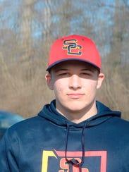 Vincent Falcone, Seton Catholic High School baseball