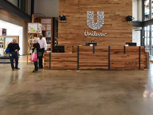 Unilever US: new high-tech headquarters in Englewood Cliffs