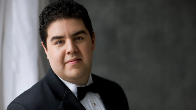 Tito Munoz has been music director of the Phoenix Symphony since 2014.