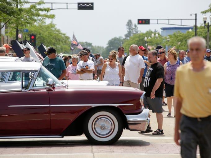 Cool City Classic Car Show