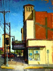 'Old Texas Theater' by Shelby Keefe