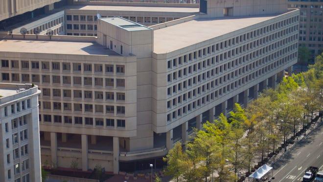 FBI headquarters in Washington