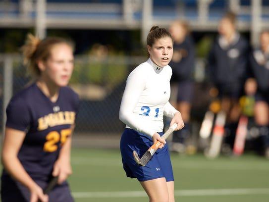Alexis Esbitt played field hockey at Delaware from