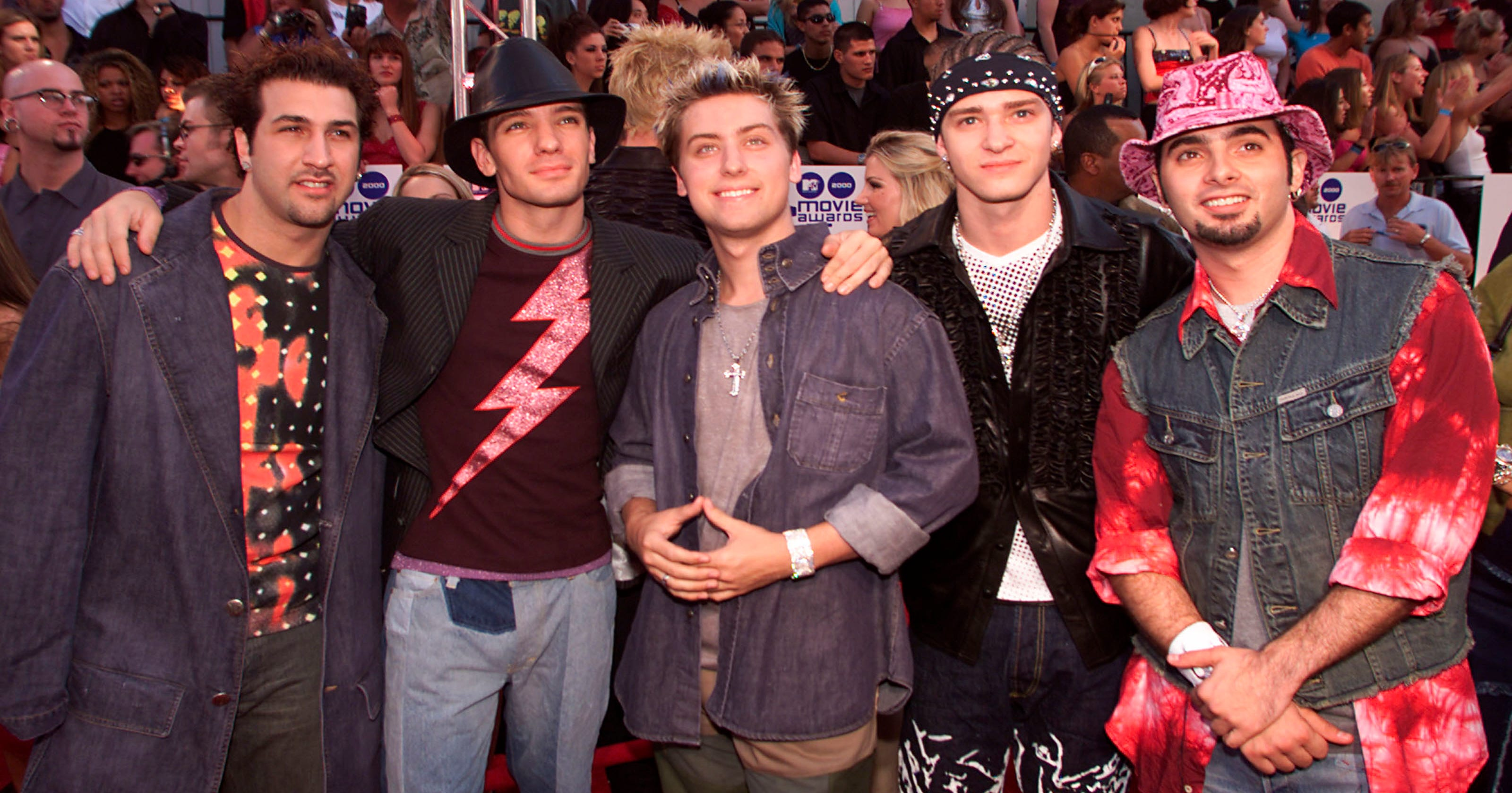 Guess what? \'NSYNC gets an \'It\'s Gonna Be May\' spike