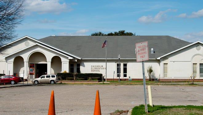 Chisholm Elementary School building on Monday, Feb. 19, 2018, in Montgomery, Ala.