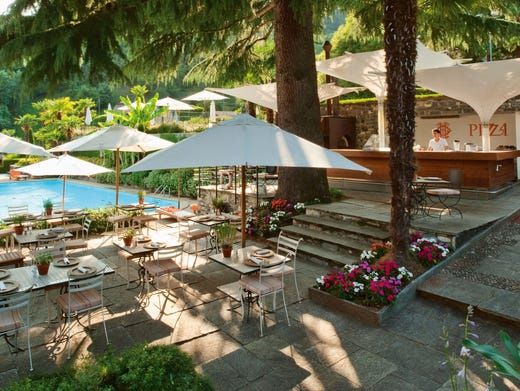 Magical hotels on Italy's majestic Lake Como