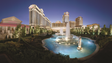 No. 5 hotel: Caesars Palace, Las Vegas. Number of reviews:
