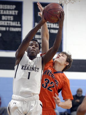 Nahziah Carter of Bishop Kearney signed a letter of intent with the University of Dayton last fall to accept a basketball scholarship. But he has been released from that since the departure of Flyers coach Archie Miller to Indiana.