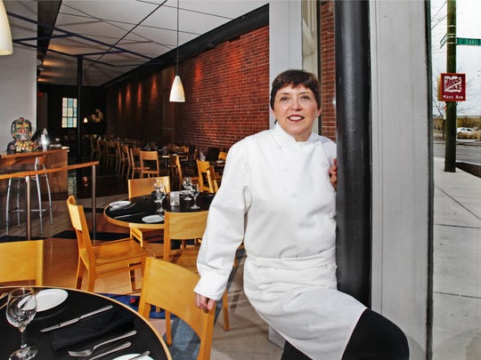 Regina Mehallick, chef/owner of R bistro, closed the, 888 Massachusetts Ave.  restaurant in early 2016.