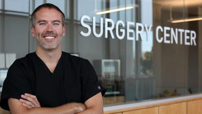 Dr. John Berdahl is a surgeon at Vance Thompson Vision.