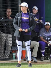 Second-year Hardin-Simmons softball coach Chanin Naudin and her staff were named the American Southwest Conference Co-Coaching Staff of the Year, after leading the Cowgirls from a 1-37 record a year ago to a 21-23 mark and a berth in the conference tournament this season.