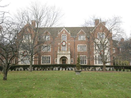 Bishop's Mansion