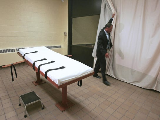 Death row inmate Eric Branch will likely spend his final hours awaiting a U.S. Supreme Court decision as the executioner, wardens and witnessescontinue preparations for the convicted killer's scheduled execution Thursday.