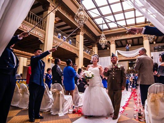 Davenport-Mercado Wedding