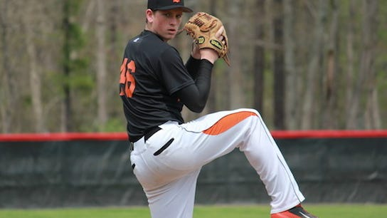 Barnegat pitcher Jason Groome