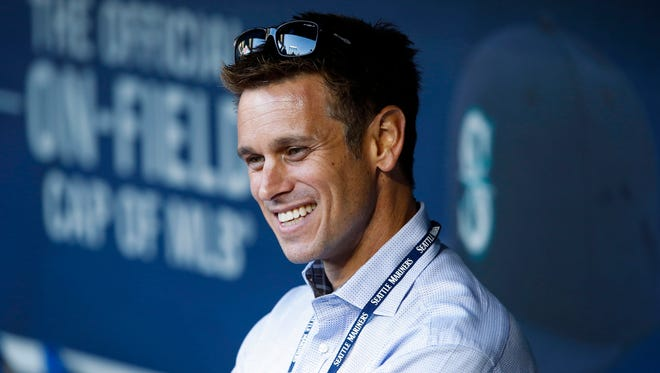 """""""We are positioning ourselves to both buy and sell at the trade deadline, if that's what presents itself,"""" Mariners general manager Jerry Dipoto said."""
