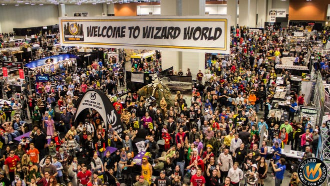 Browse all things pop-culture at Wizard World Comic Con this weekend in Portland.