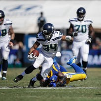 With Carson out, Seahawks searching for a lead back
