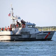 6 rescued after boat catches fire off Ocean City