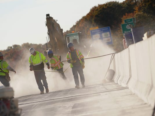WIL I-95 BRIDGE DECK