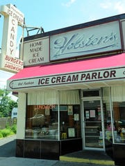 Holsten's Ice Cream in Bloomfield.