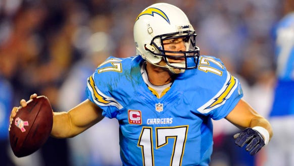 Check Out How Los Angeles Chargers Quarterback Philip
