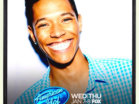 Cedric Arce competed for the American Idol singing